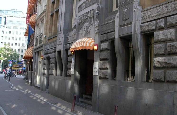 Onde se hospedar em Amsterdam, Rho Hotel | Viajante-Solo