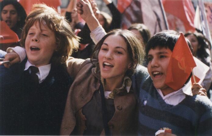Machuca Filme Chile