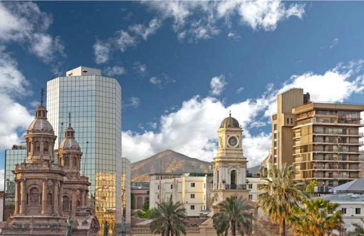 Viajar Sozinha para Santiago dicas para seu planejamento