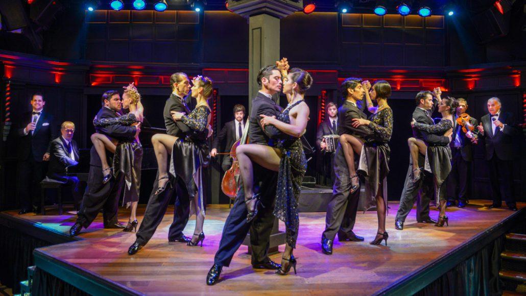 Tango em Buenos Aires El Querandi