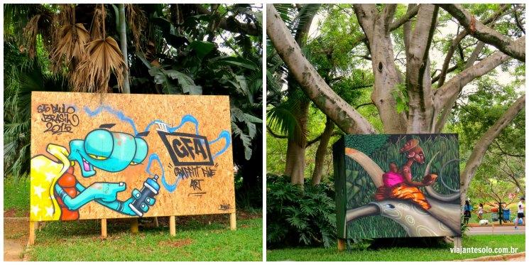 3ª Bienal Internacional Grafitti | Viajante Solo