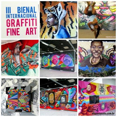 Bienal Internacional Grafitti | Viajante Solo