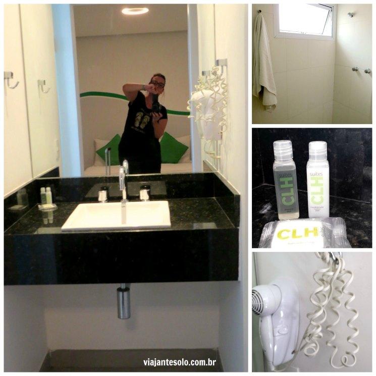 Che Lagarto Banheiro | Viajante Solo