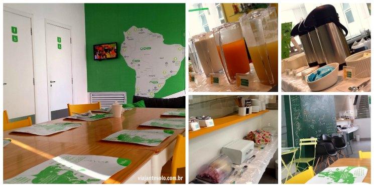 Che Lagarto Café da Manha | Viajante Solo