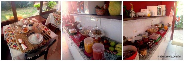 Pousada Casario Cafe da Manhã | Viajante Solo