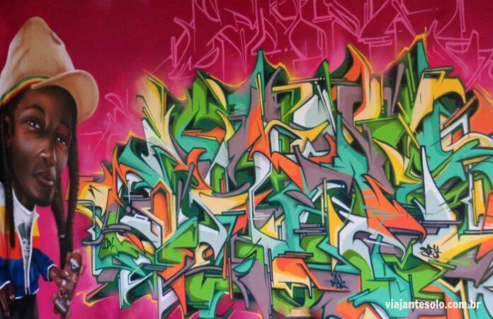 São Paulo: a arte do spray na 3ª Bienal Internacional Grafitti Fine Art | Viajante Solo