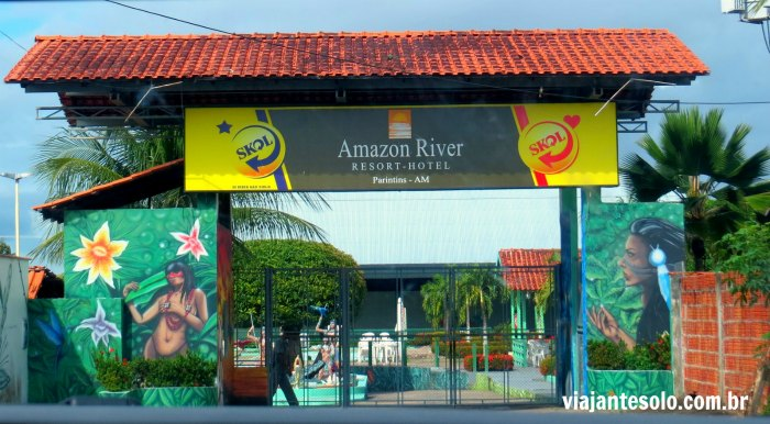 Amazon River Fachada | Viajante Solo