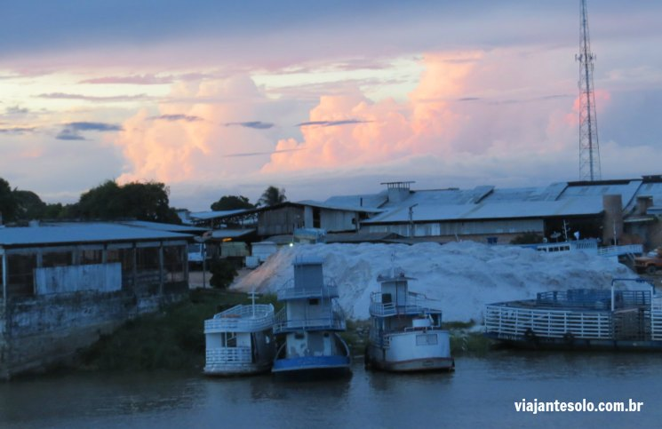 Amazon River Final de Tarde | Viajante Solo