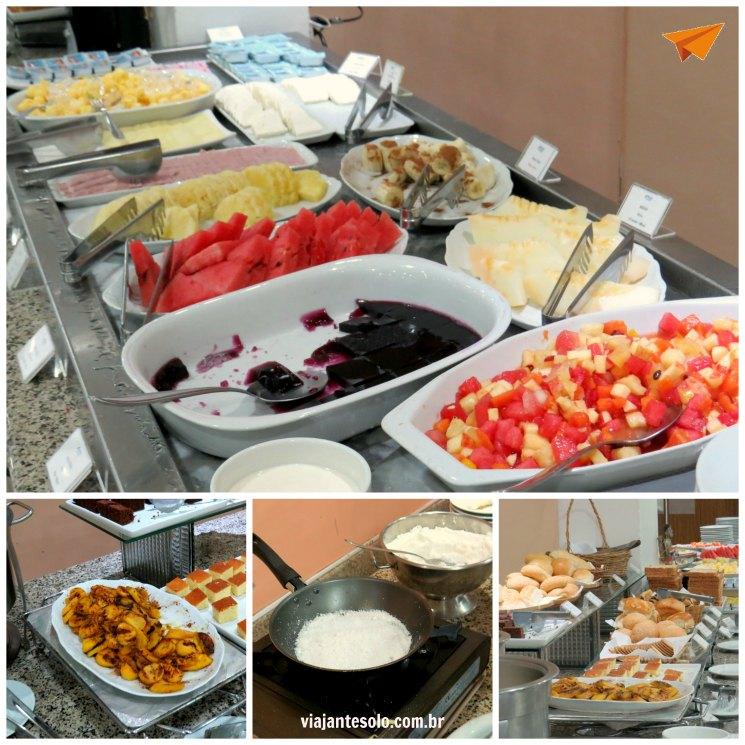 Blue Tree Manaus Café da Manhã | Viajante Solo