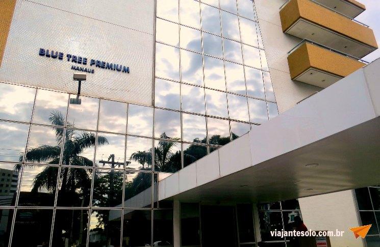 Onde se hospedar em Manaus, Blue Tree Premium   Viajante Solo