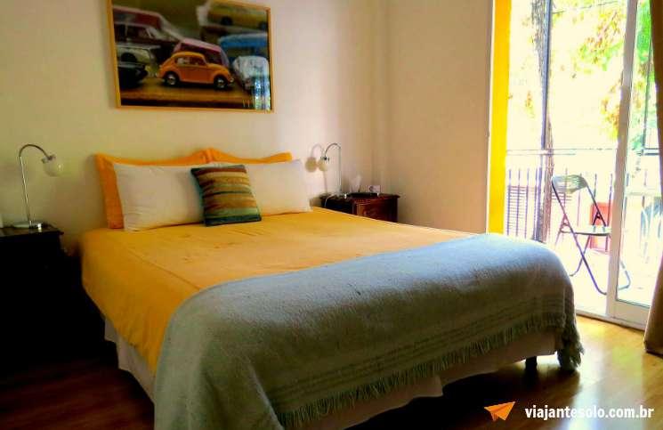 Querido Hotel, Buenos Aires Quarto | Viajante Solo