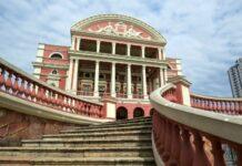 Manaus o exuberante Teatro Amazonas da Belle Époque   Viajante Solo