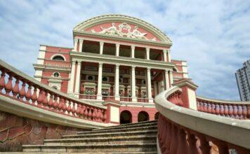 Manaus o exuberante Teatro Amazonas da Belle Époque | Viajante Solo