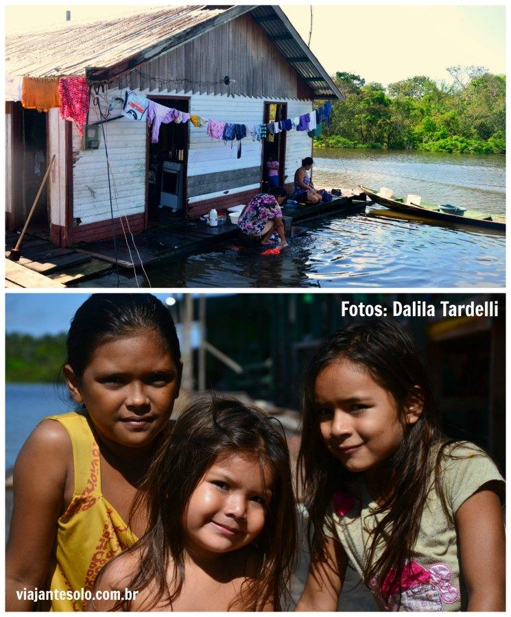 Pescar Pirarucu Crianças | Viajante Solo