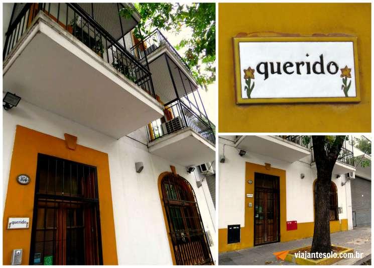 Querido Hotel Buenos Aires Fachada | Viajante Solo