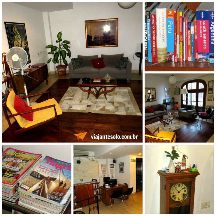 Querido Hotel Buenos Aires | Viajante Solo