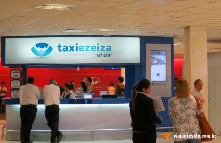 Buenos Aires Taxi Ezeiza | Viajante Solo