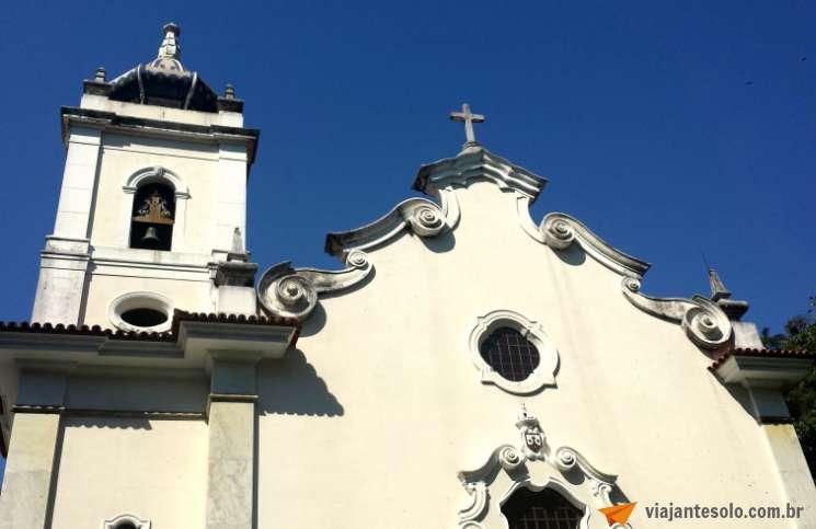 Capela Santa Teresinha | Viajante Solo