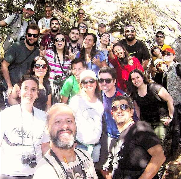 Encontro de Inverno de Blogueiros de Viagem Blogueiros | Viajante Solo