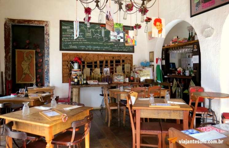 Gourmeco Tiradentes Ambiente | Viajante Solo