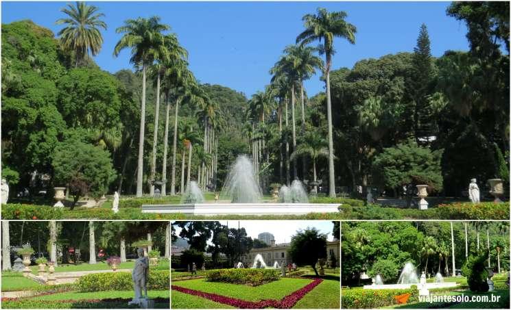 Palacio Guanabara Jardim | Viajante Solo