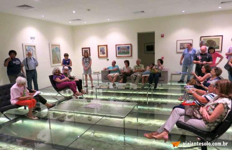 Palacio Guanabara Sala Pé de Moleque | Viajante Solo