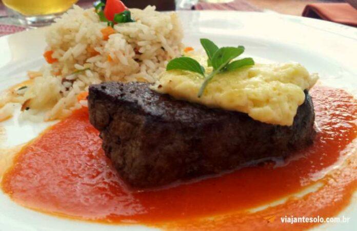 onde comer em São João del Rei Dedo de Moça | Viajante Solo