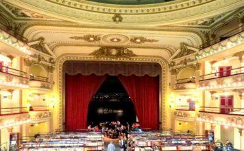 Livraria El Ateneo, uma das mais deslumbrantes do mundo