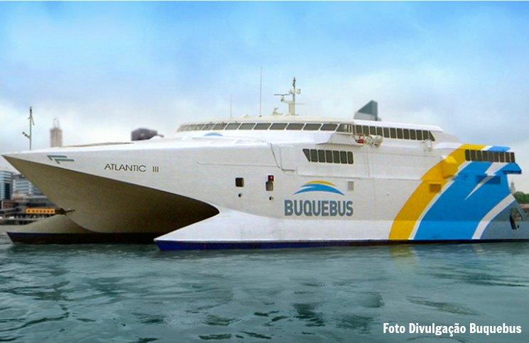 Buquebus Atlantic III | Viajante Solo