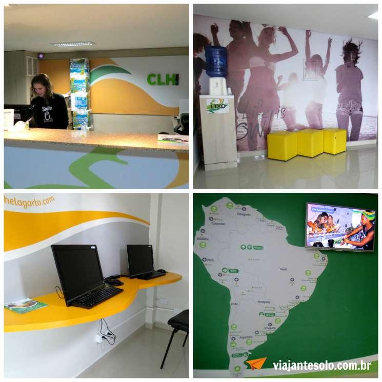 Che Lagarto Curitiba Recepção | Viajante Solo