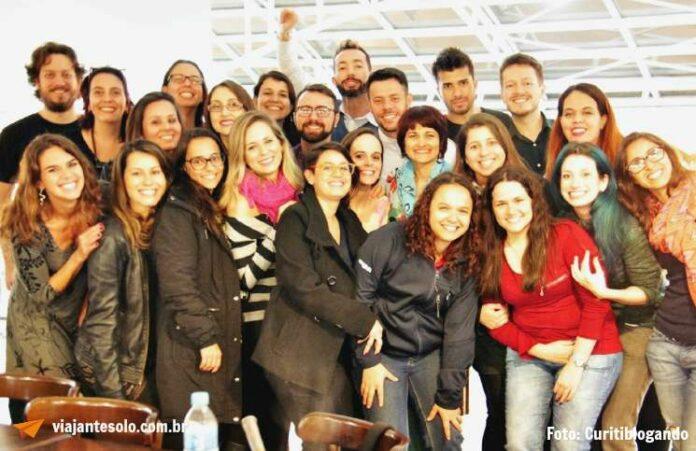 Encontro de blogueiros Curitiblogando V Bier Hoff Grupo | Viajante Solo