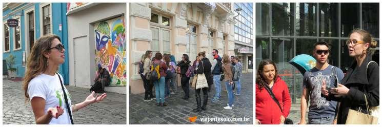 Curitiblogando Free Walking Tour | Viajante Solo