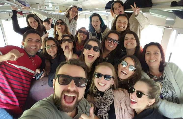 Curitiblogando Trem Serra Verde | Viajante Solo