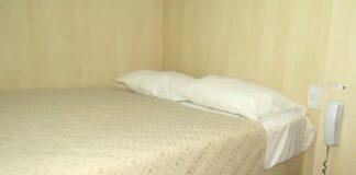 Hotel Aeroporto Curitiba Fast Sleep | Viajante Solo