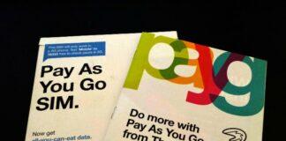 Chip pré-pago em Londres com acesso à internet | Viajante Solo