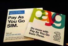Chip pré-pago em Londres com acesso à internet   Viajante Solo