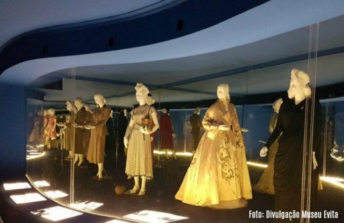 O que fazer em Buenos Aires com chuva Museu Evita | Viajante Solo