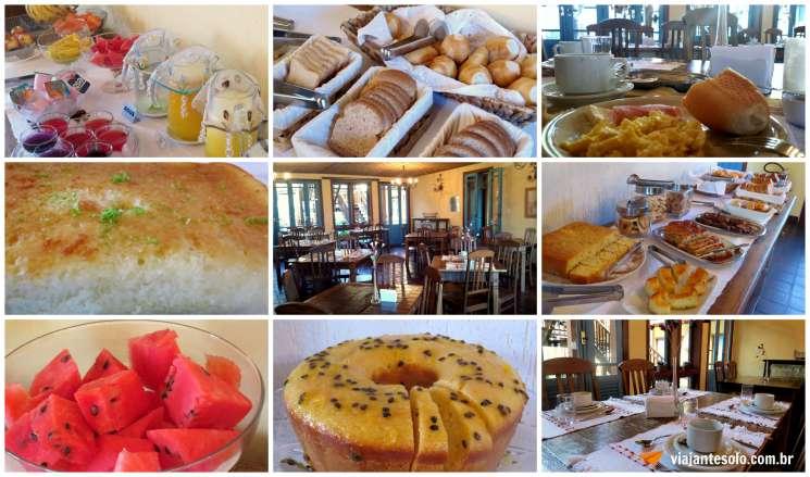 Pousada Rotunda Café da Manha | Viajante Solo