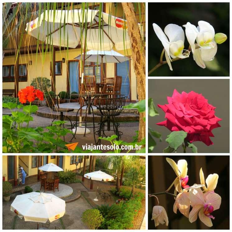 Pousada Rotunda Jardim | Viajante Solo