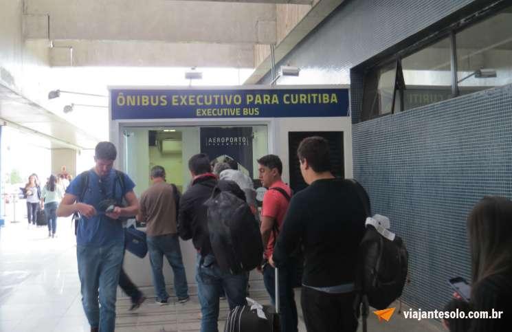 Transporte Aeroporto Executivo Curitiba | Viajante Solo