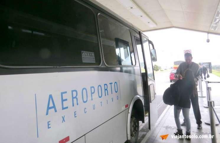 Transporte Aeroporto Executivo Micro Onibus | Viajante Solo