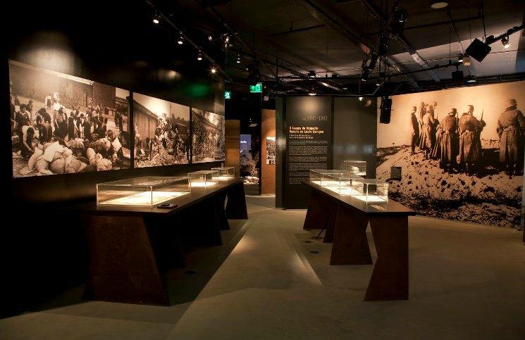 Curitiba Visita ao Museu do Holocausto   Che Lagarto Blog