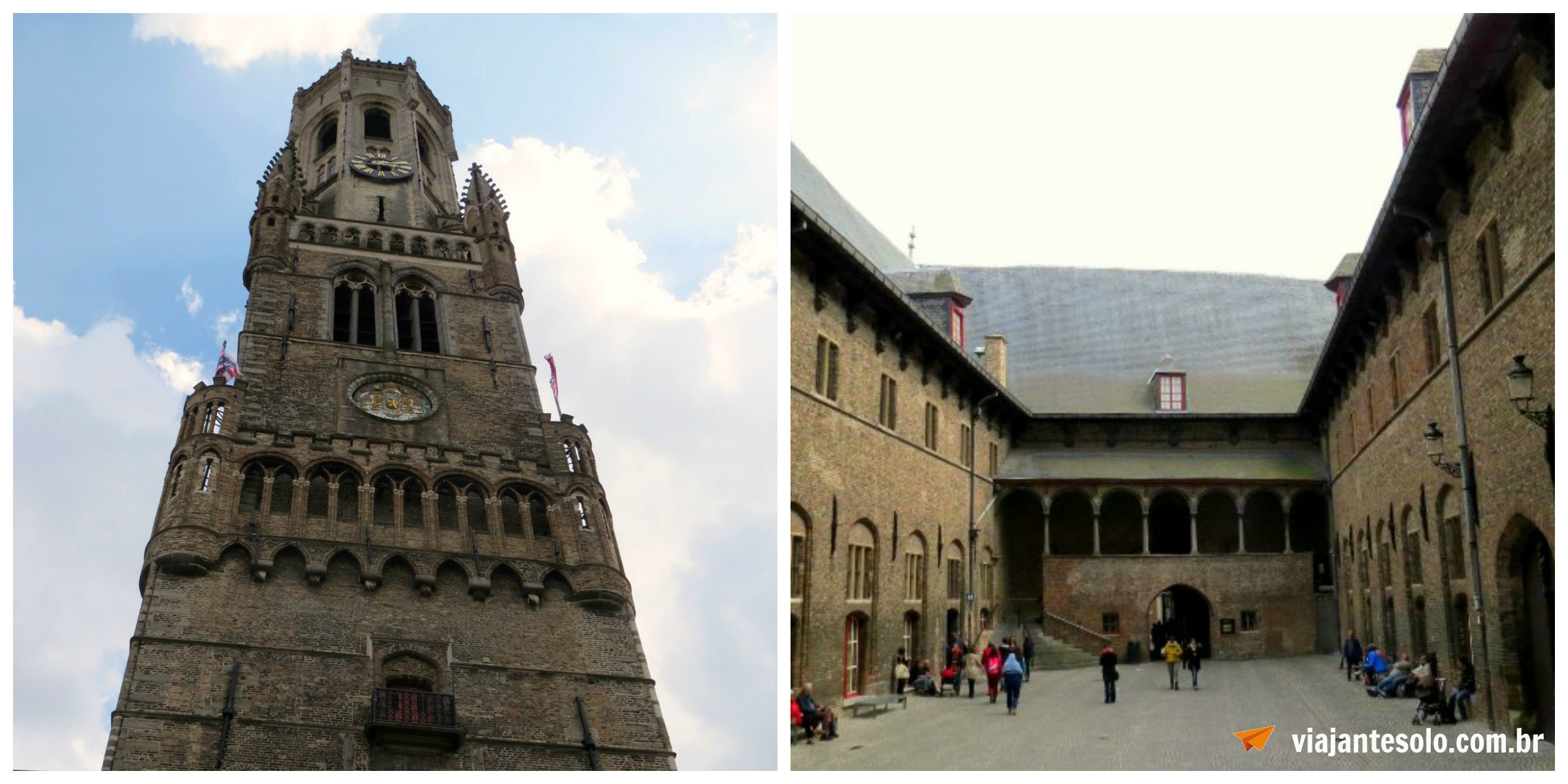 Bruges Belfry | Viajante Solo