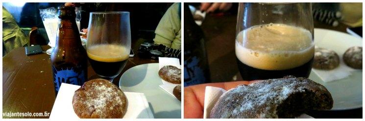 Curitidoce Brooklin Cookie e Cerveja |Viajante Solo