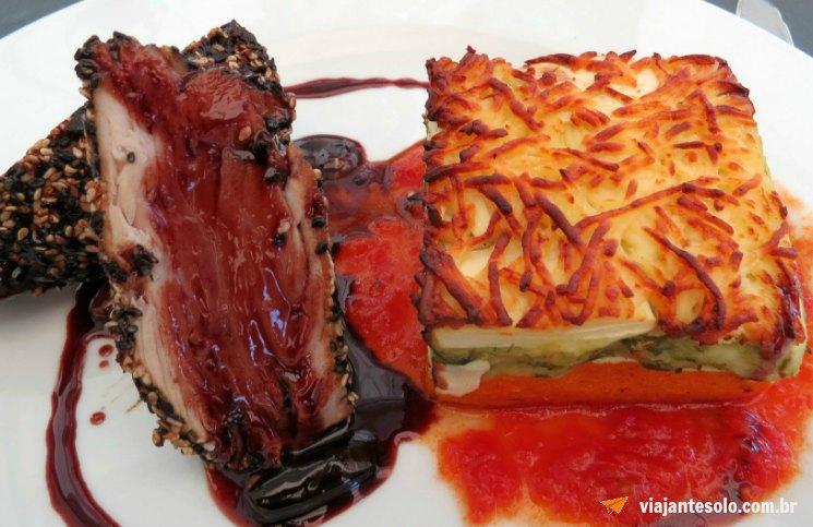 Restaurante Cota 200 Rio de Janeiro: almoço com vista e bondinho | Viajante Solo