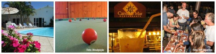 Pousada Favareto e Restaurante Canto do Mar Viajante Solo