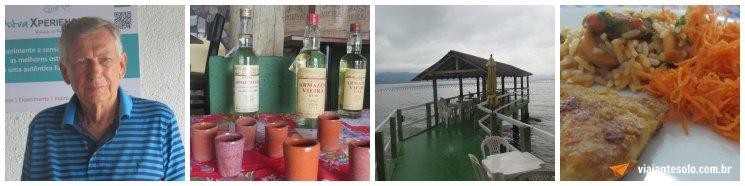 Turismo de Experiencia Armazem Vieira e Rest Trapiche das Ostras