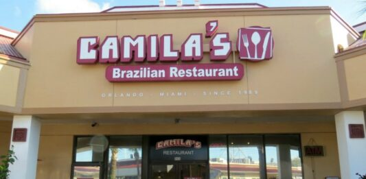 Camila´s excelente opção de comida brasileira em Orlando | Viajante Solo