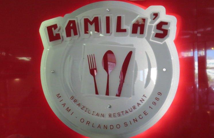 Camila's Restaurante | Viajante Solo