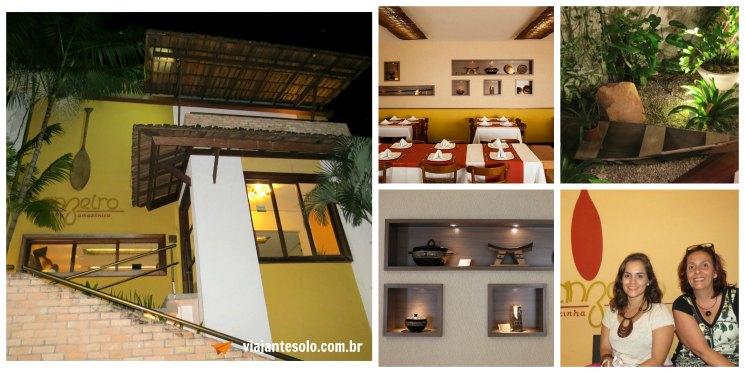 Banzeiro Restaurante Manaus Ambiente | Viajante Solo
